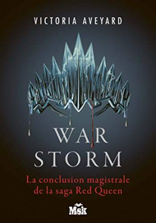 War Storm (Red Queen t. 4) (2020)