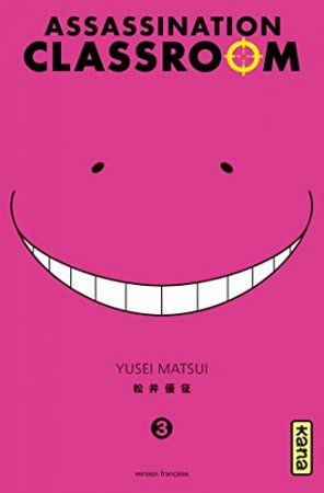 Assassination classroom - Tome 3 (2014)