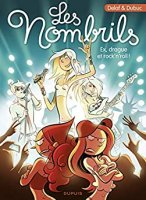 Les Nombrils - tome 8 - Ex, drague et rock'n'roll ! (2018)