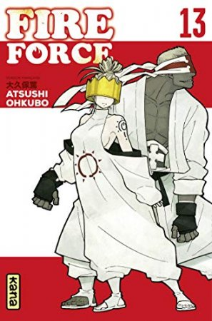 Fire Force - Tome 13 (2020)