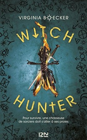 Witch Hunter - tome 1 (2016)