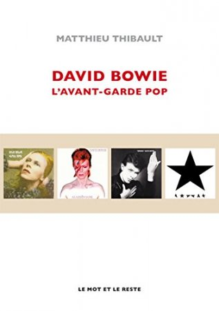 David Bowie, l'avant-garde pop (2016)