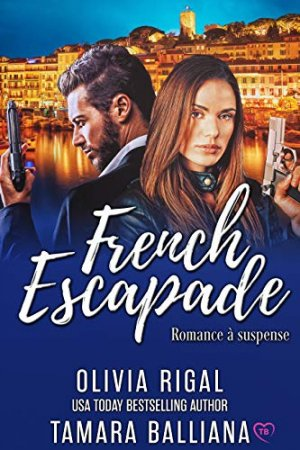 French escapade (Riviera Security t. 1) (2020)