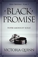 Black Promise (French) (Obsidian t. 3) (2018)