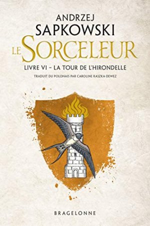 The Witcher : La Tour de l'Hirondelle: Sorceleur- T6 (2012)
