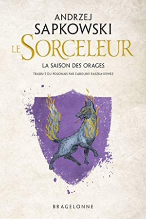The Witcher : La Saison des orages: Sorceleur -  Tome 0.5  (2015)