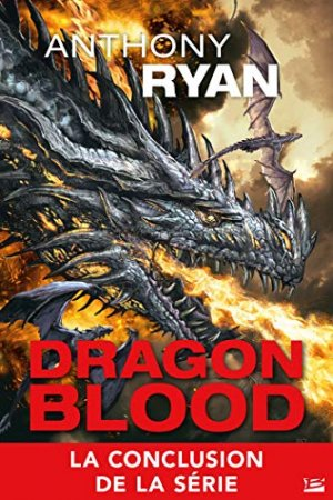 L'Empire des cendres: Dragon Blood-T3 (2020)
