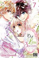 Our Little Secrets T07 (2020)