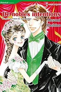 De Nobles Intentions:Harlequin Manga (2021)
