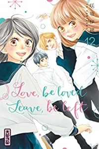 Love, be loved Leave, be left - Tome 12 (2021)